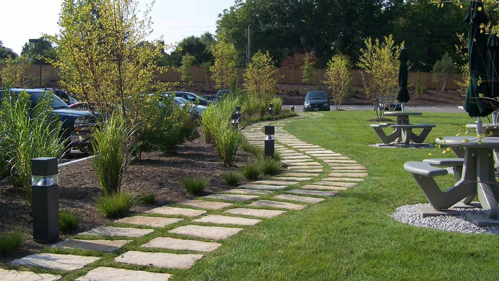 Commercial Landscaping-Carrollton TX Landscape Designs & Outdoor Living Areas-We offer Landscape Design, Outdoor Patios & Pergolas, Outdoor Living Spaces, Stonescapes, Residential & Commercial Landscaping, Irrigation Installation & Repairs, Drainage Systems, Landscape Lighting, Outdoor Living Spaces, Tree Service, Lawn Service, and more.