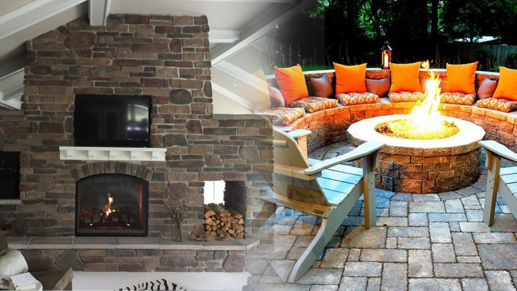 Outdoor Fireplaces & Fire Pits-Carrollton TX Landscape Designs & Outdoor Living Areas-We offer Landscape Design, Outdoor Patios & Pergolas, Outdoor Living Spaces, Stonescapes, Residential & Commercial Landscaping, Irrigation Installation & Repairs, Drainage Systems, Landscape Lighting, Outdoor Living Spaces, Tree Service, Lawn Service, and more.